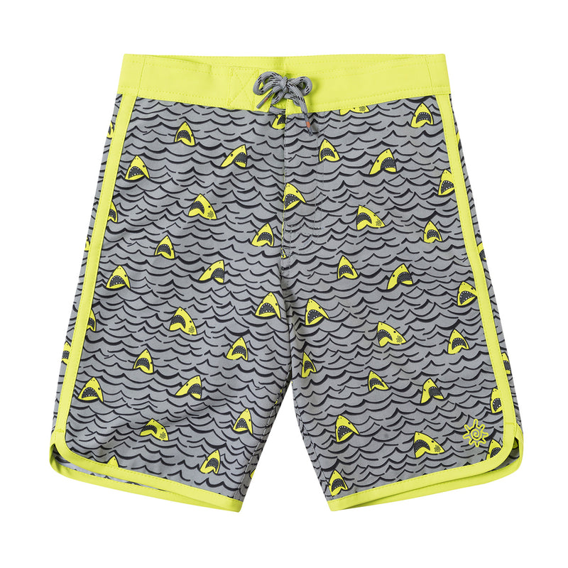 Boy's Retro Board Shorts