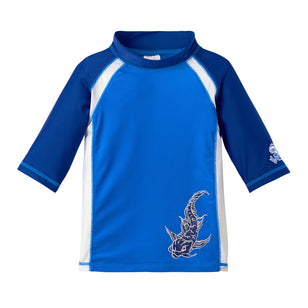 Boy's Short Sleeve Active Sun & Swim Shirt | FINAL SALE