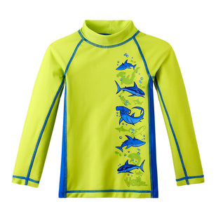 Boy's Long Sleeve Adventure Sun & Swim Shirt | FINAL SALE