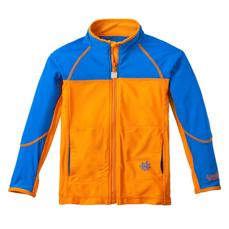 Boy's Full Zip Water Jacket