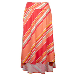 Women's High Low Maxi Skirt | FINAL SALE