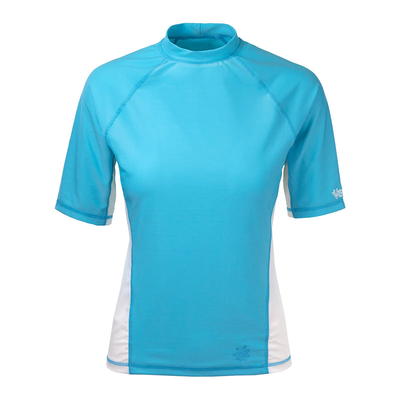 Women's Short Sleeve Active Sun & Swim Shirt | FINAL SALE