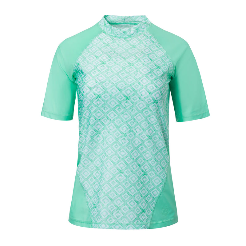 Women's Short Sleeve Sport Sun & Swim Shirt | FINAL SALE