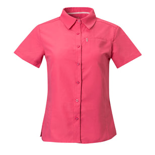 Women's Short Sleeve Travel Shirt