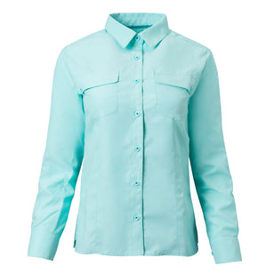 Women's Long Sleeve Travel Shirt