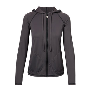 Women's Hooded Water Jacket