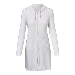 Women's Full Zip Island Jacket