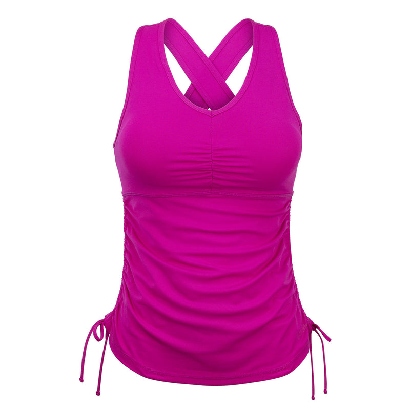Women's Ruched Tank Top | FINAL SALE
