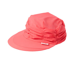 Women's Ruched Sun Cap | FINAL SALE