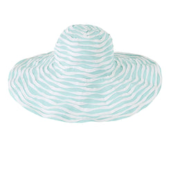 Women's Wavy Ribbon Hat