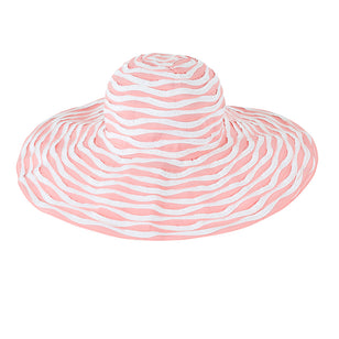 Women's Wavy Ribbon Hat | FINAL SALE