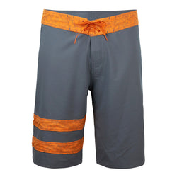 Men's Koi Striped Board Shorts | FINAL SALE