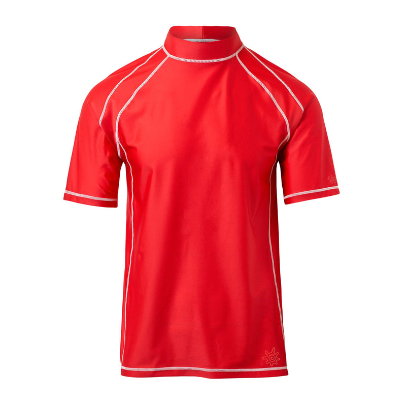 Men's Short Sleeve Active Sun & Swim Shirt | FINAL SALE