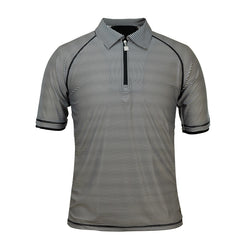 Men's Short Sleeve Half Zip Sun Shirt | FINAL SALE