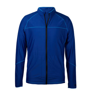 Men's Full Zip Water Jacket