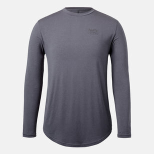 Feats Over Faults Long Sleeve Crew Tee