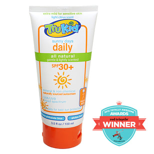 TruKid Sunny Days Daily - Broad Spectrum Sunscreen - SPF 30+ (3.5oz)