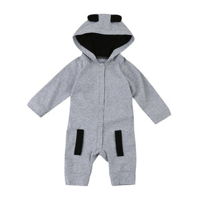 Newborn Clothes Fox Baby Boy Girl Romper Long Sleeve one piece suit baby clothing jumpsuit Infant Product
