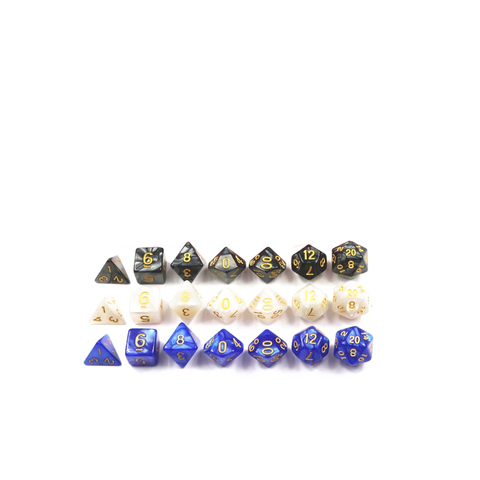 Dungeons & Dragons Dices