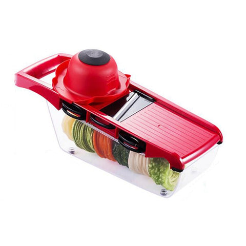 6 in 1 Mulifunction Vegetable Cutting