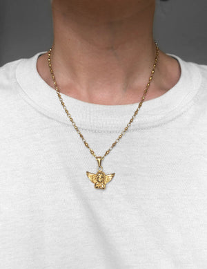 Cherub Necklace - Neckontheline