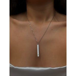 Bar Necklace *COLOUR SELECTION* - Neckontheline