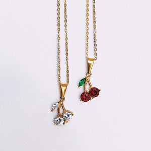 Cherry Necklaces - Neckontheline