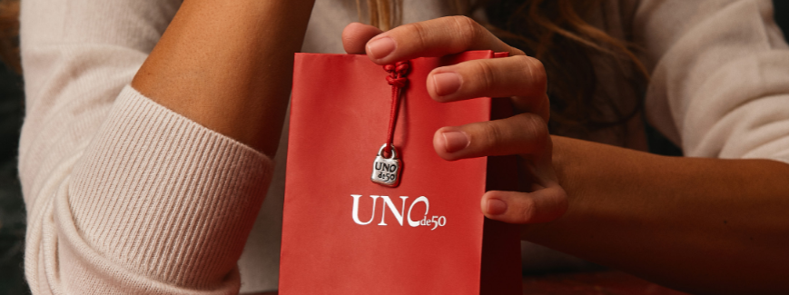Unode50 : modern accessories and jewellery for women