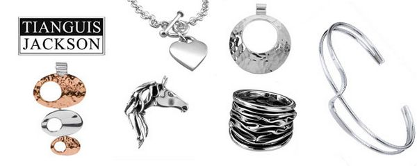 The latest trend of silver jewellery : discover the brand Tianguis Jackson