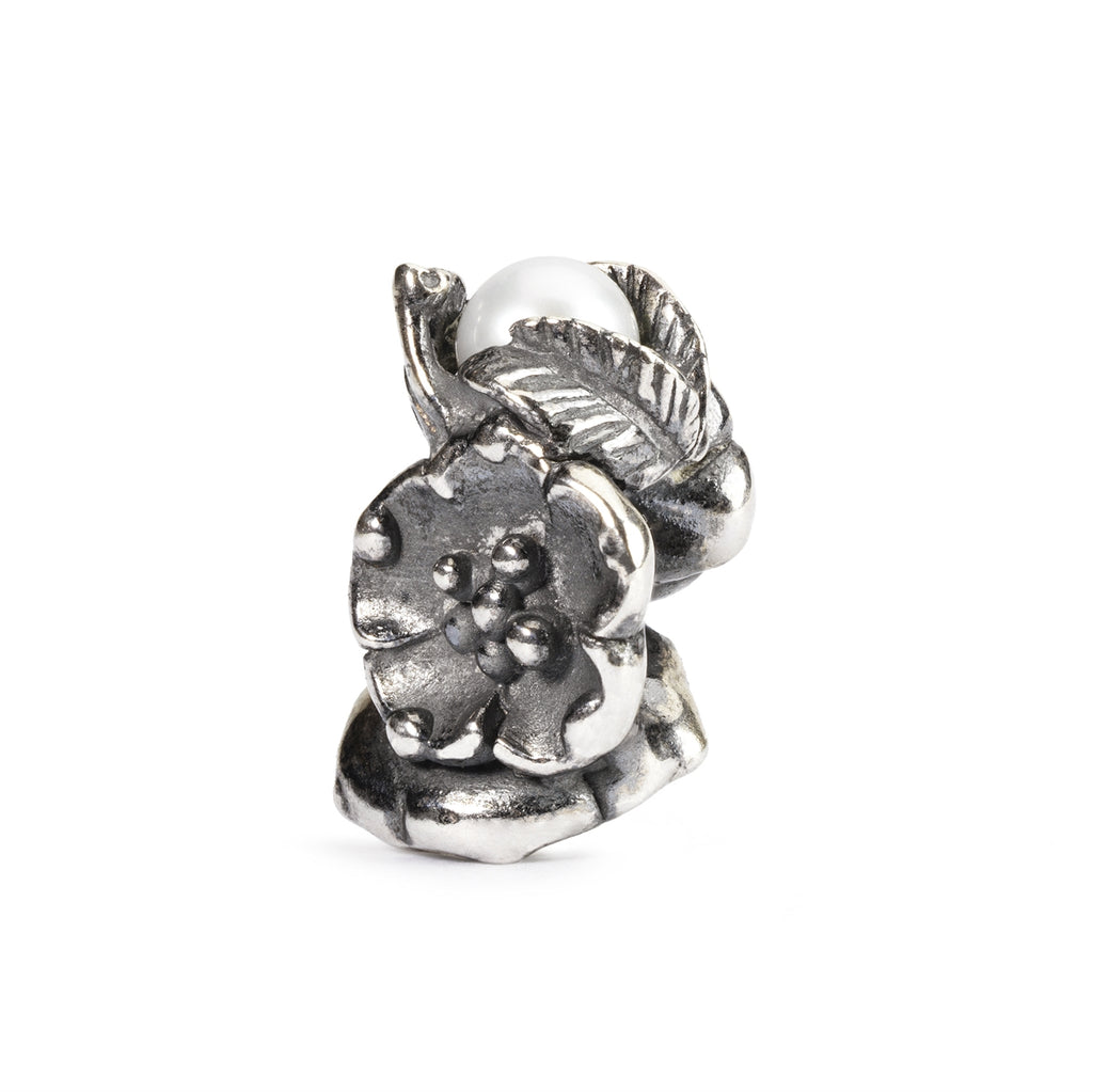 Trollbeads SILVER Buckthorn of May TAGBE-00031