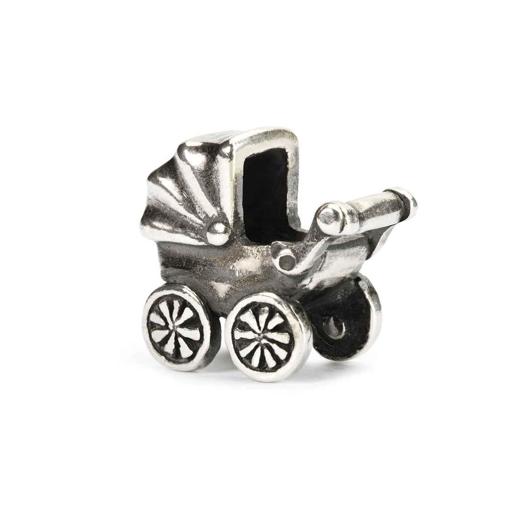 Trollbeads Baby Buggy