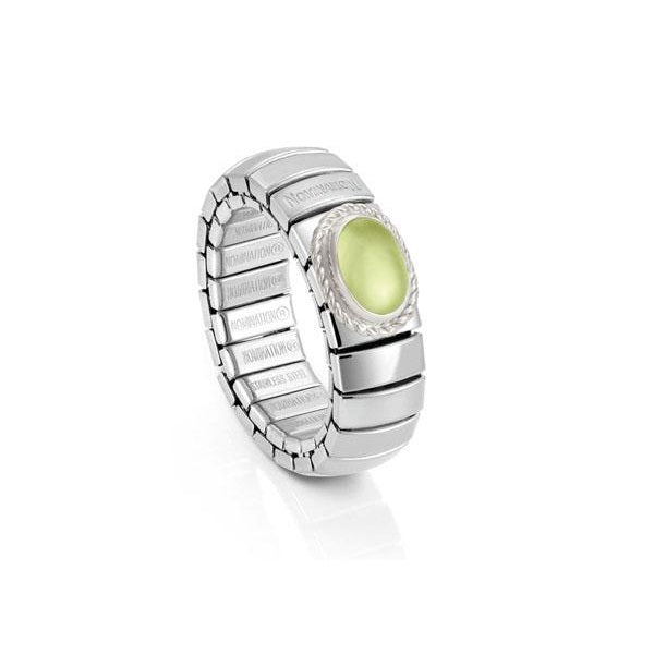 NOMINATION Extension Ring Peridot