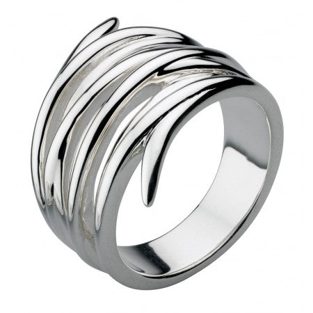 Kit Heath Helix Wrap Ring Size P/56