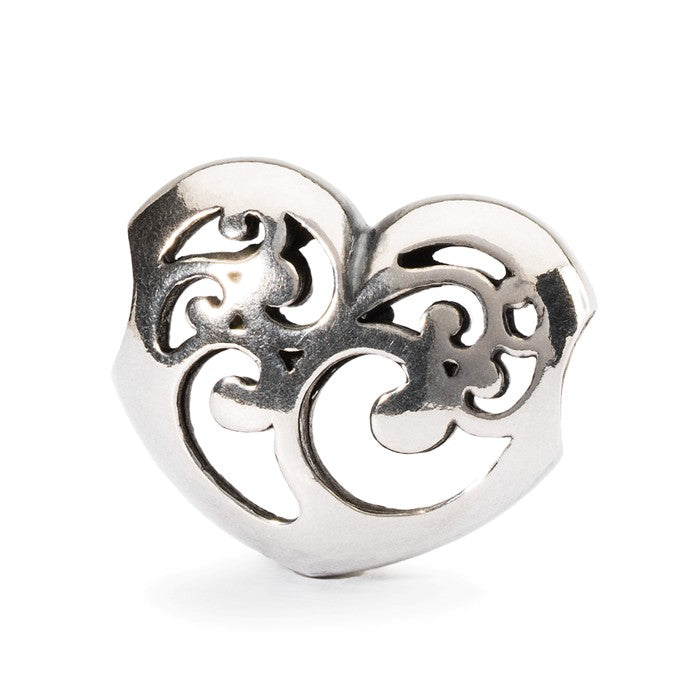Trollbeads Caring Light Silver Charms