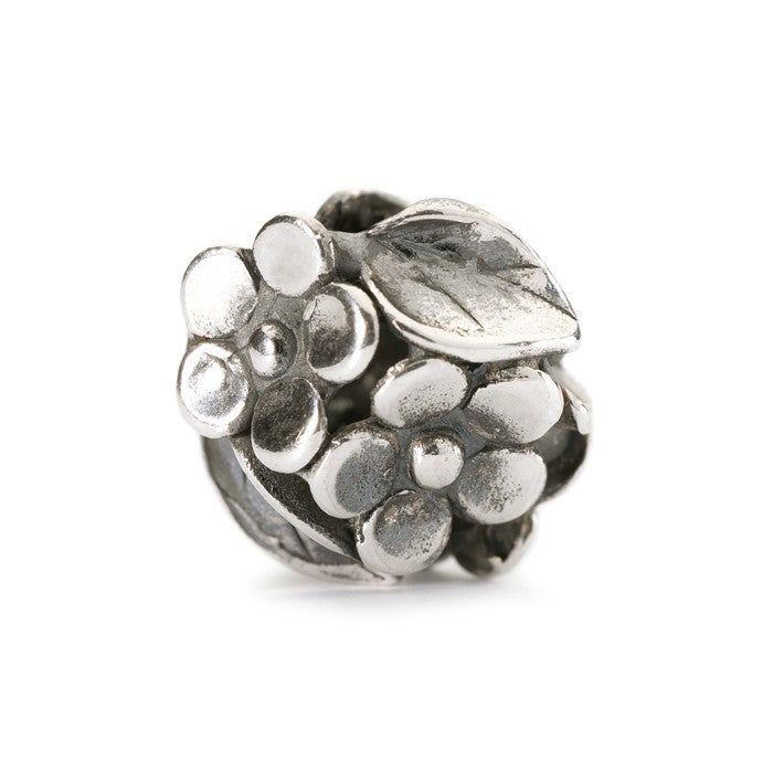 Trollbeads Mum's Bouquet Silver Charms