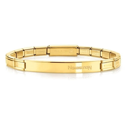 Nomination Trendsetter Bracelet Gold