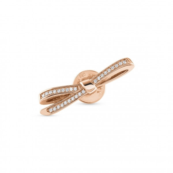 NOMINATION MYCHERIE BOW Brooch Rose Gold