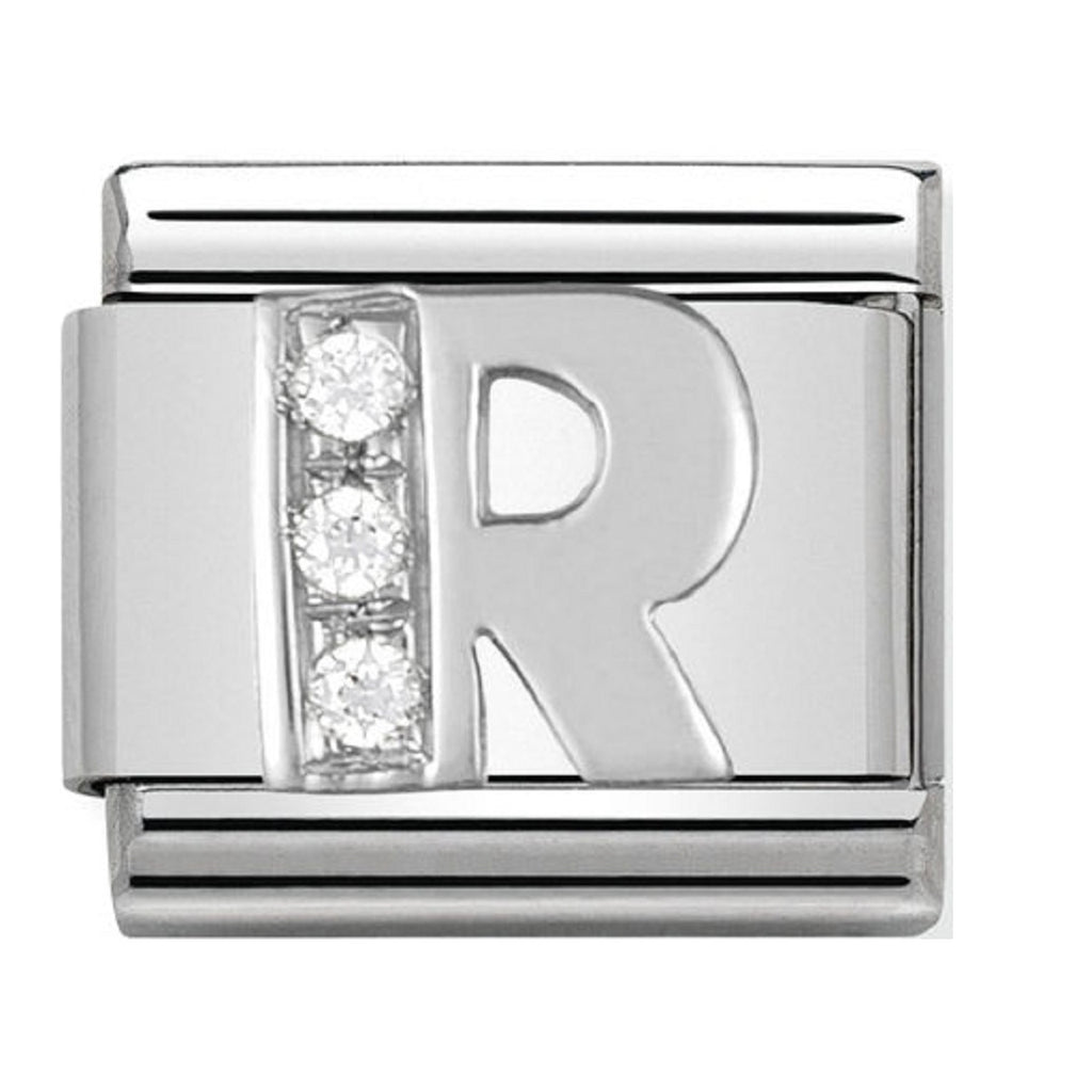 Nomination Charms Letter R