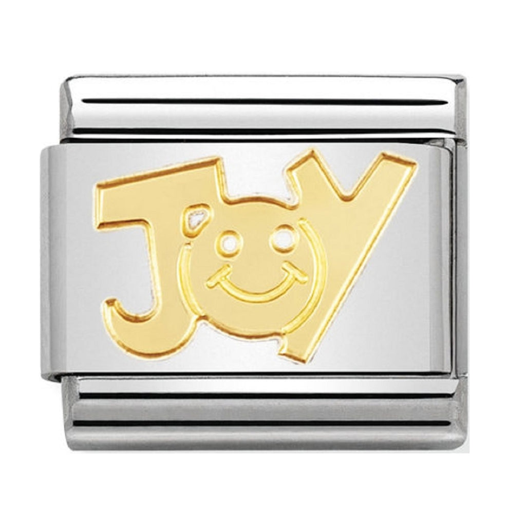 Nomination Charms 18ct Classic Joy