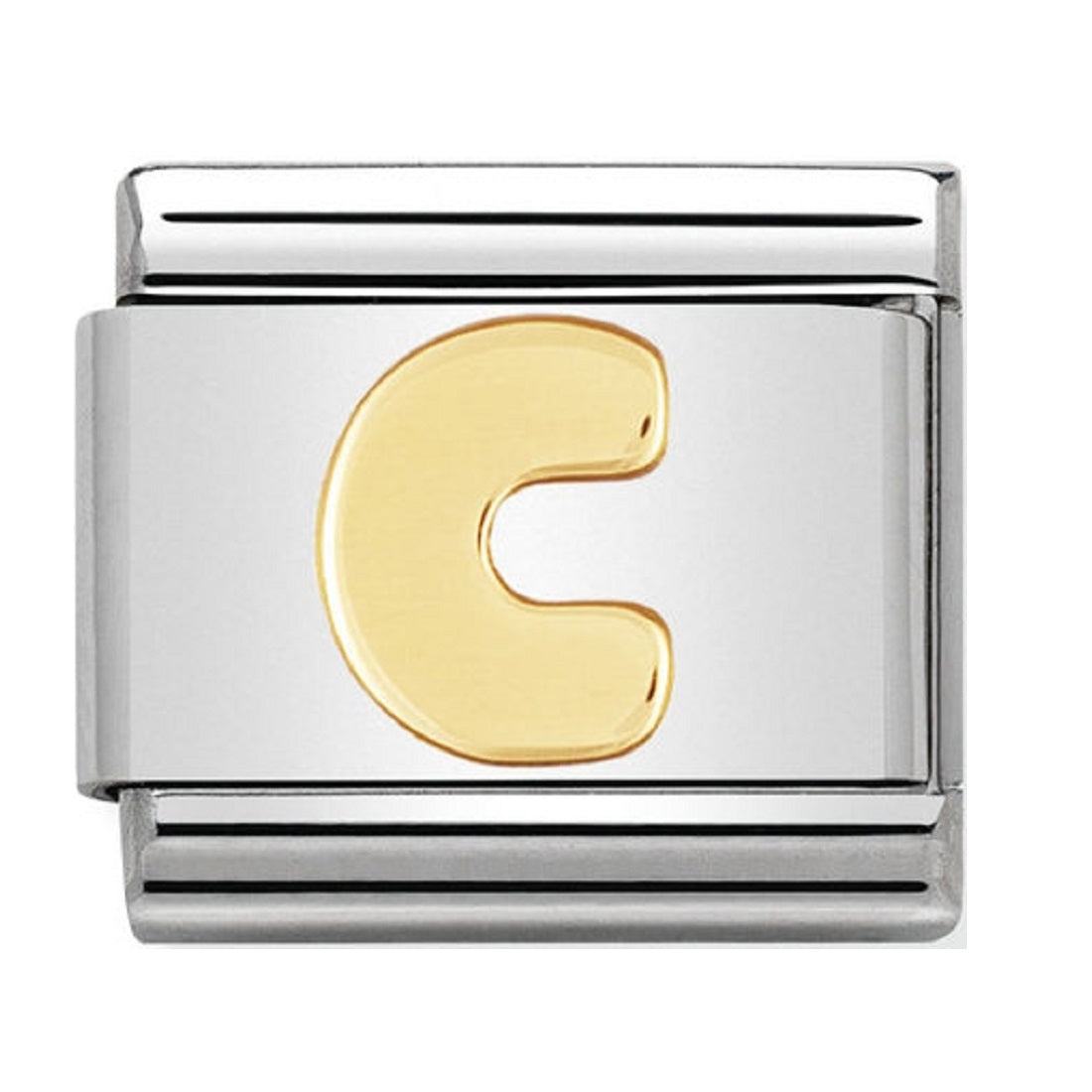 Nomination Charms 18ct Letter C 5b2677903
