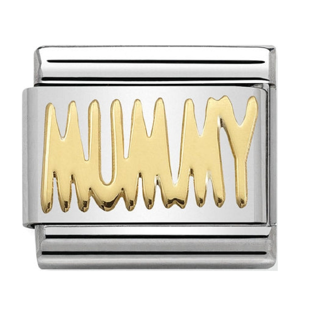 Nomination Charms 18ct Mummy