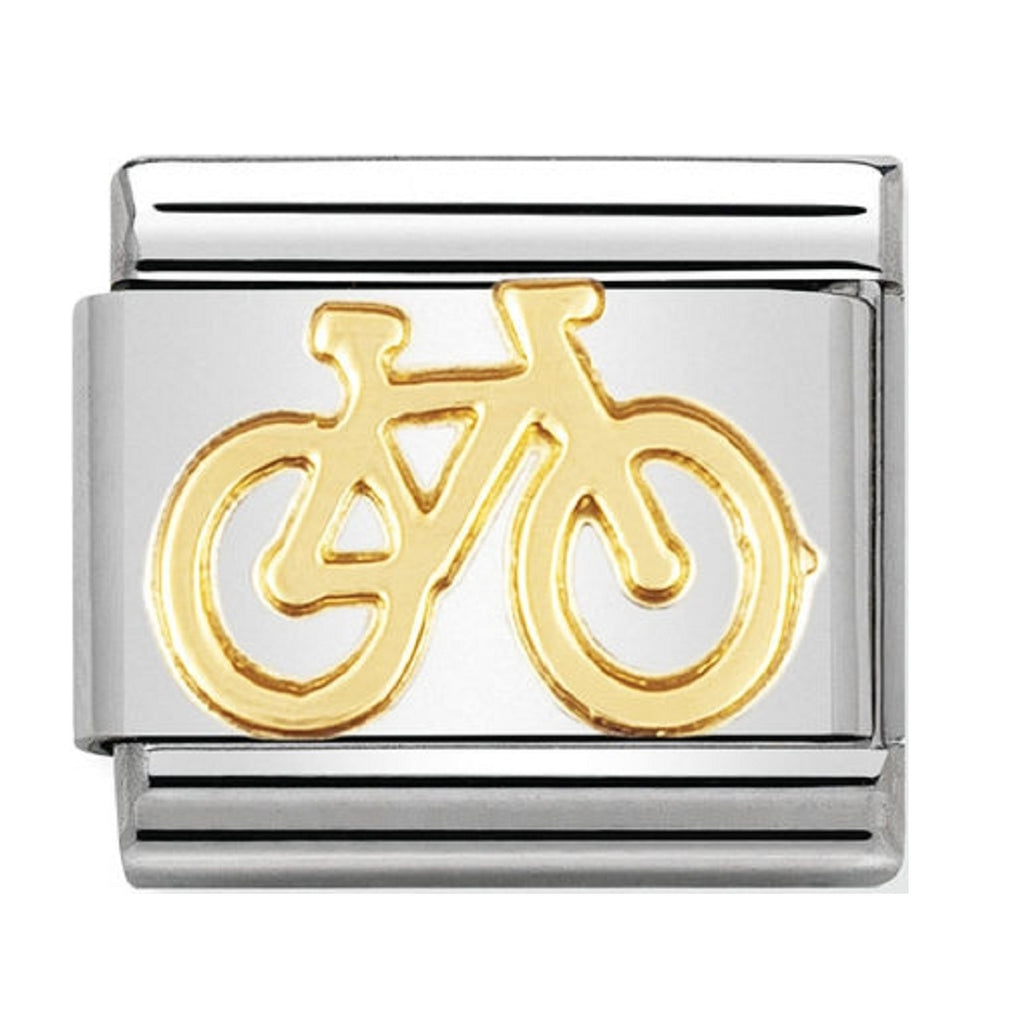 Nomination Charms 18k Bike