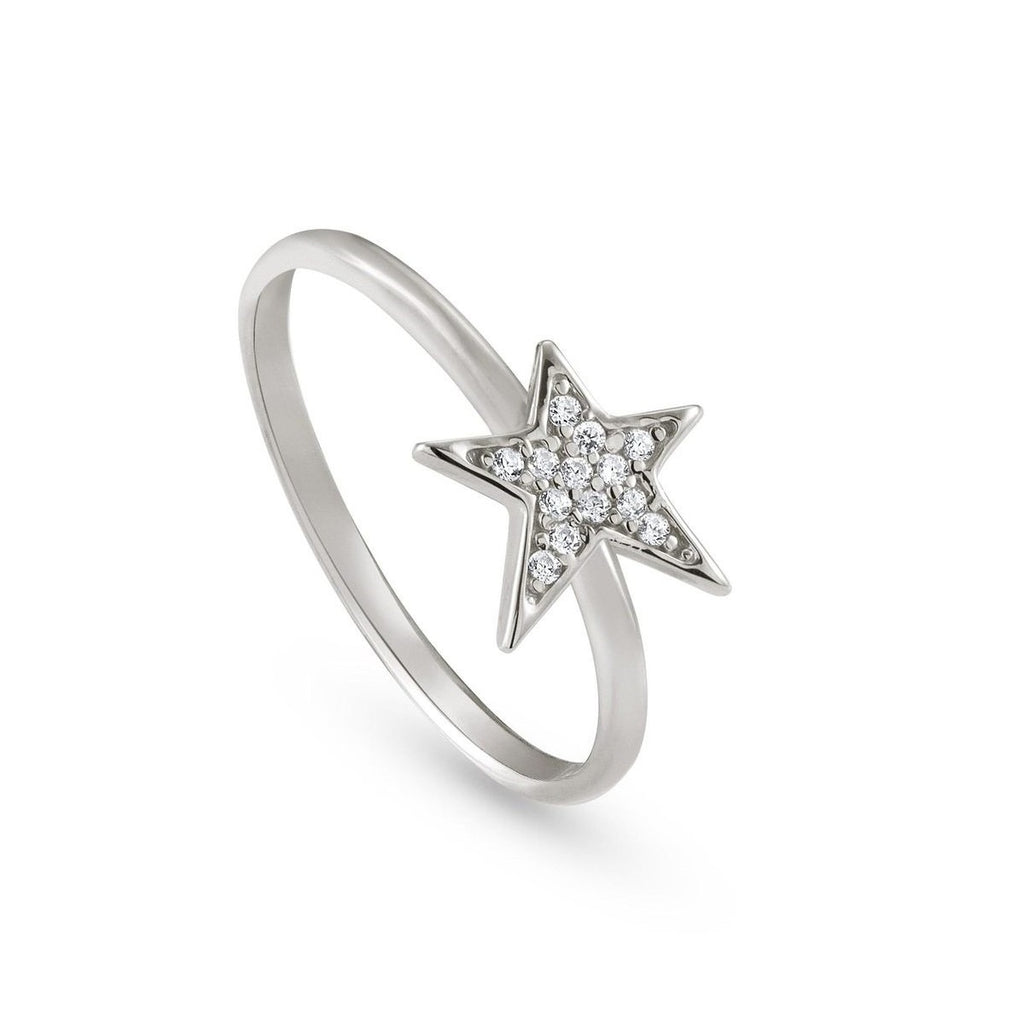 NOMINATION Ring Silver and CZ Star