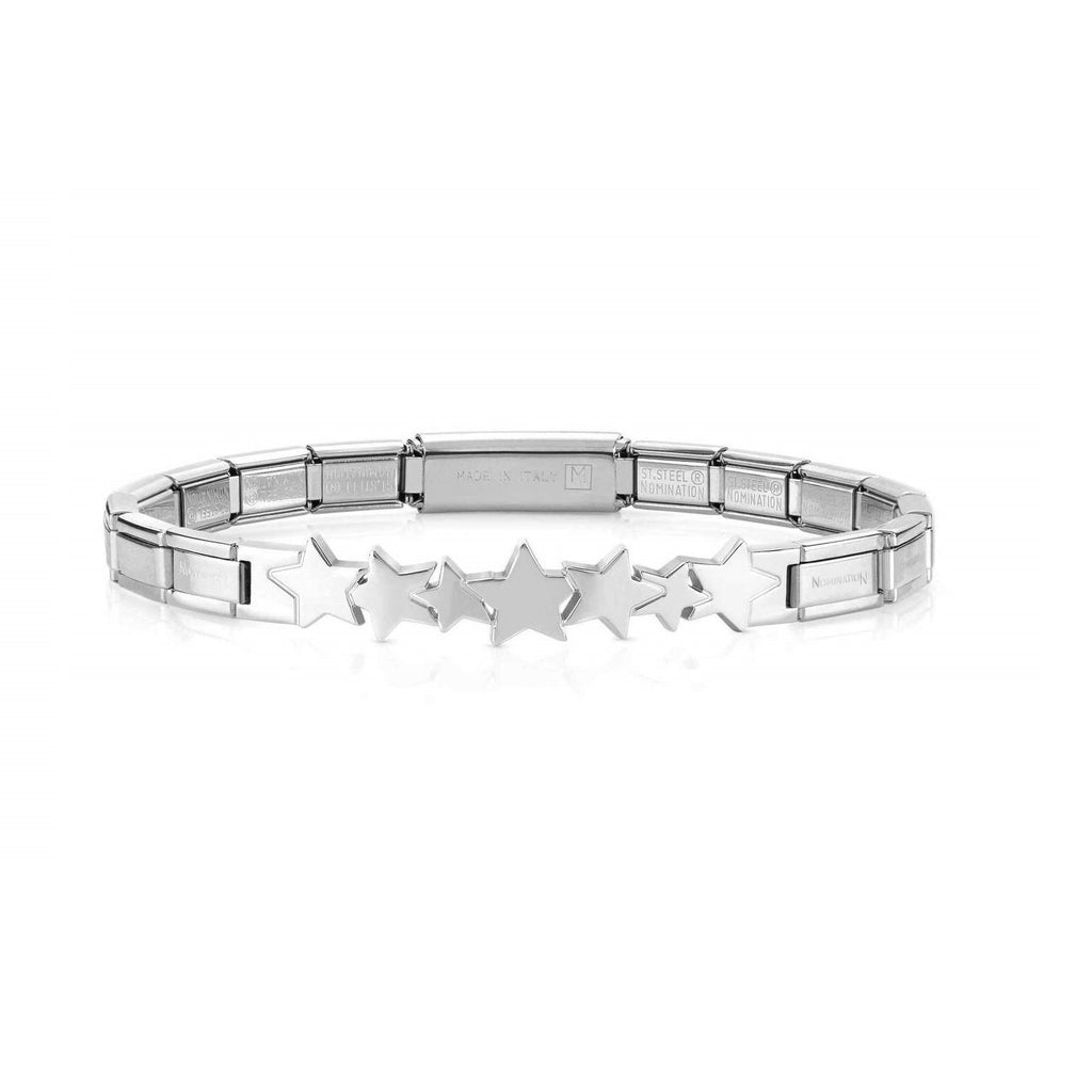 NOMINATION Trendsetter Bracelet with Stars