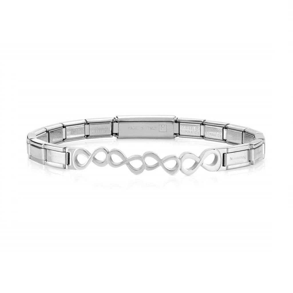 NOMINATION Trendsetter Bracelet with Infinity