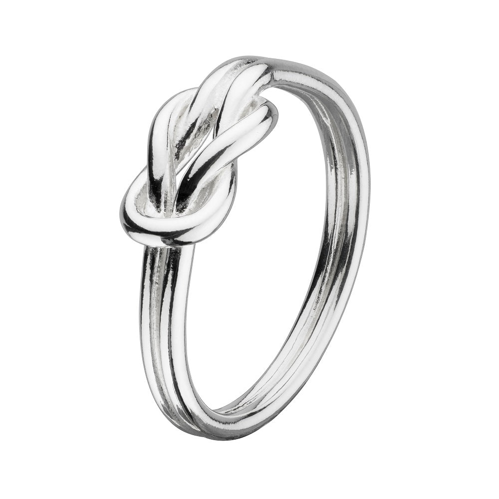 Heritage by Kit Heath Open Reef Knot Ring