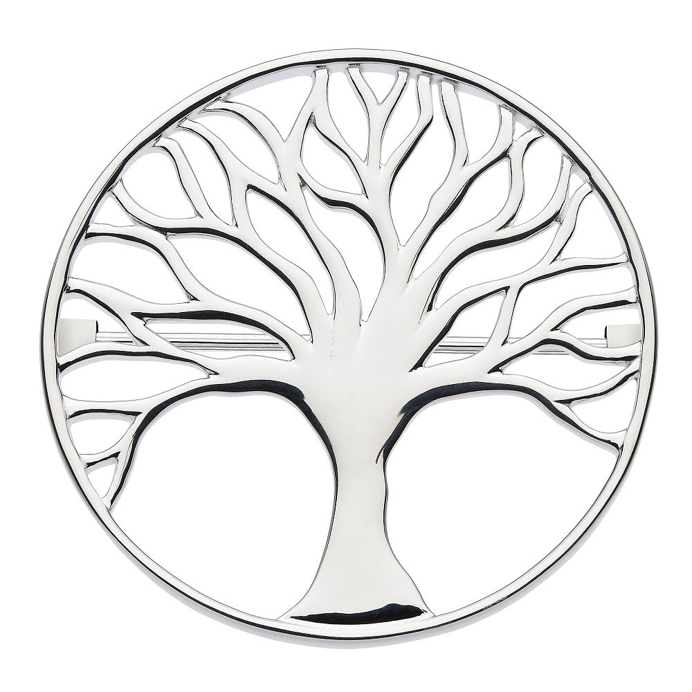 Heritage by Kit Heath Aiden Tree of Life Sphere Brooch