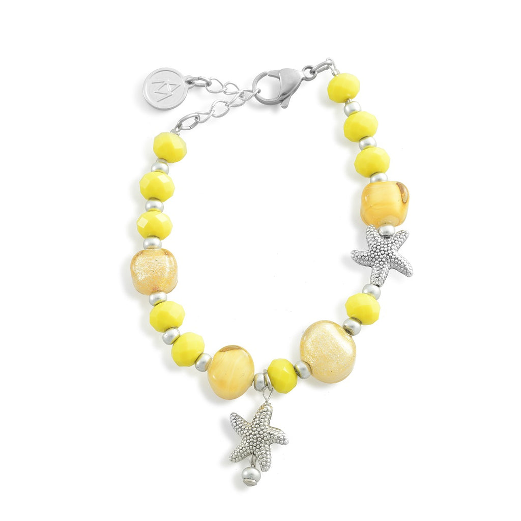 Antica Murrina Bracelet Marine Yellow