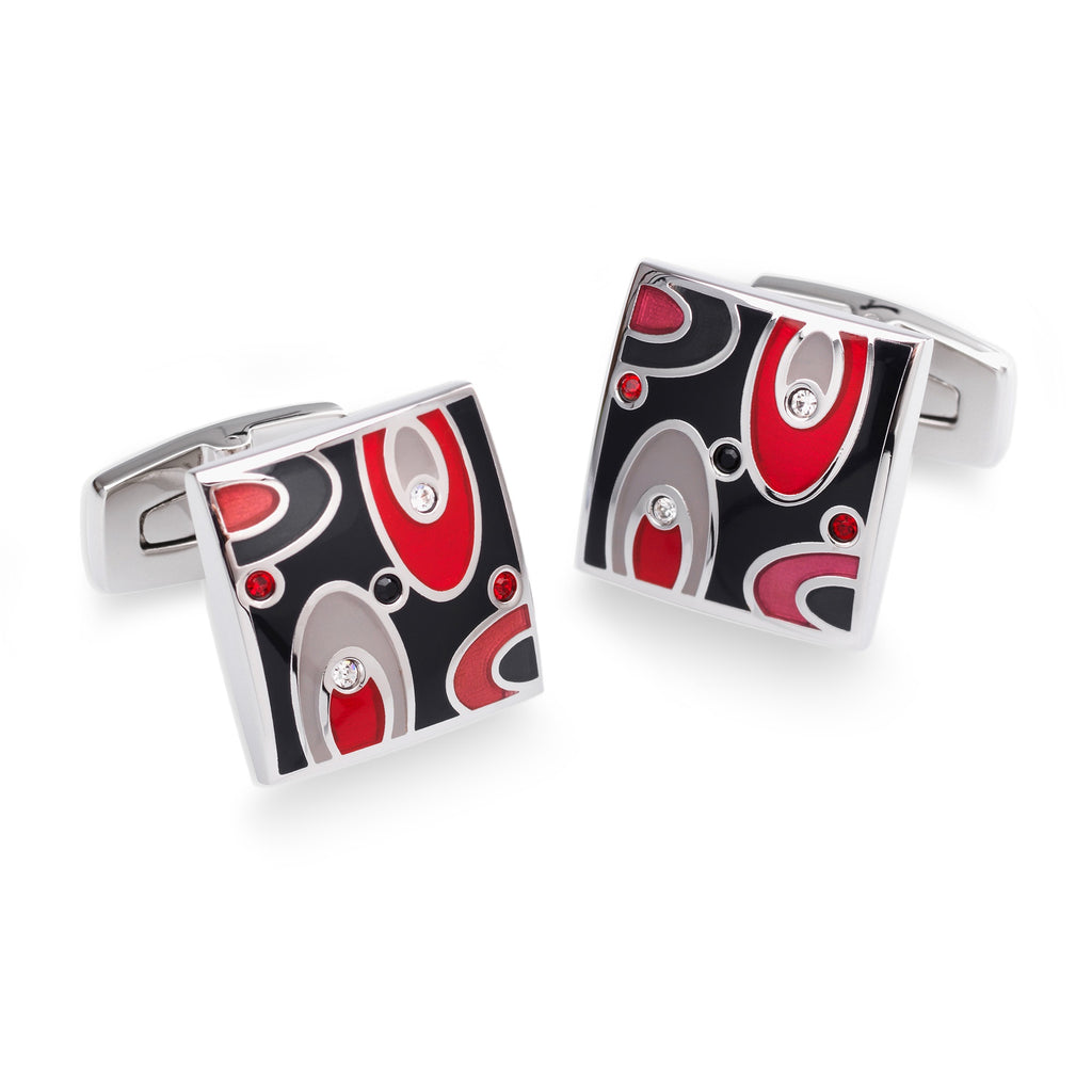 Duncan Walton Cufflinks Easton Grey