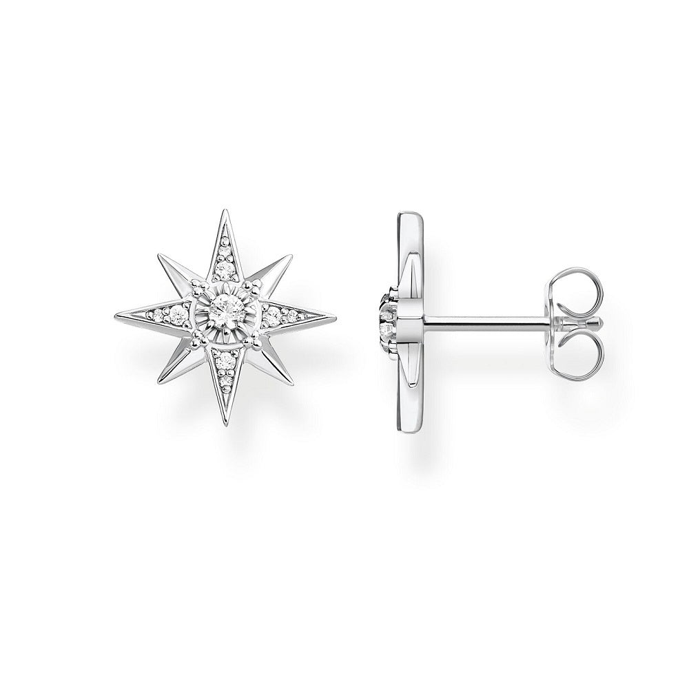 Thomas Sabo Earrings Studs Royalty Star